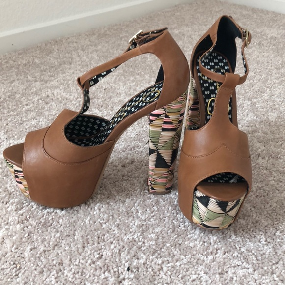 830242477a8 Jessica Simpson Dany wedge heel